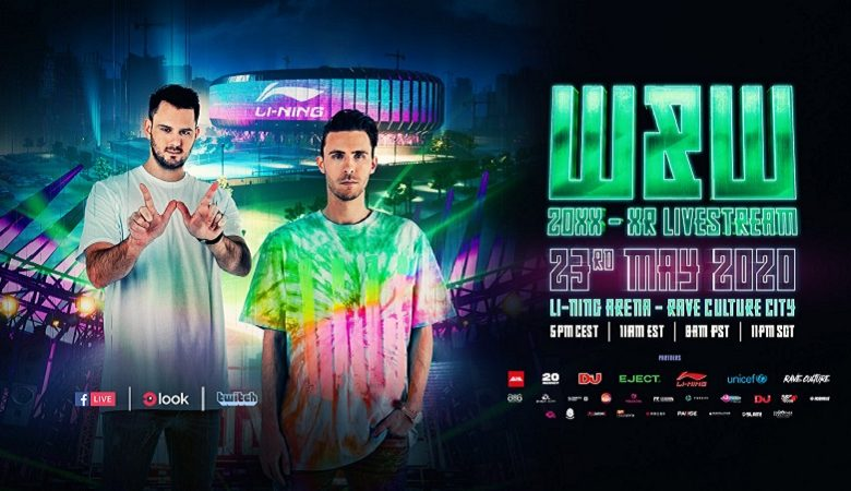 Photo of W&W hará una actuación con realidad extendida (XR)