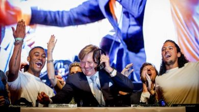 "Photo of Willem-Alexander: ""Los festivales son esenciales"""