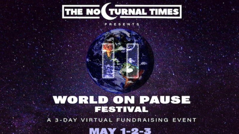 World-On-Pause-en-EDMred The Nocturnal Times nos trae a partir de hoy 'World On Pause'