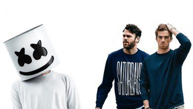 """Photo of Marshmello y The Chainsmokers entran en Forbes para la lista de """"celebridades mejores pagadas"""""""