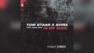 Photo of Tom Staar X AVIRA – In My Soul