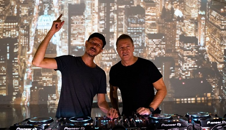 Photo of Cosmic Gate In Concert