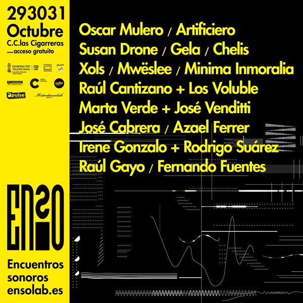 CARTEL-ENSO-2020-1 ENSO 2020 confirma a Oscar Mulero