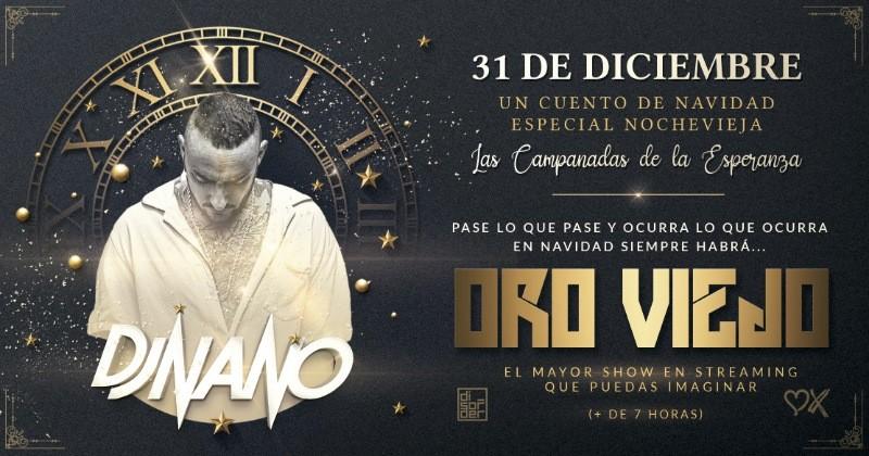 Oro-Viejo-by-Dj-Nano-Nochevieja Oro Viejo by Dj Nano vuelve en Nochevieja