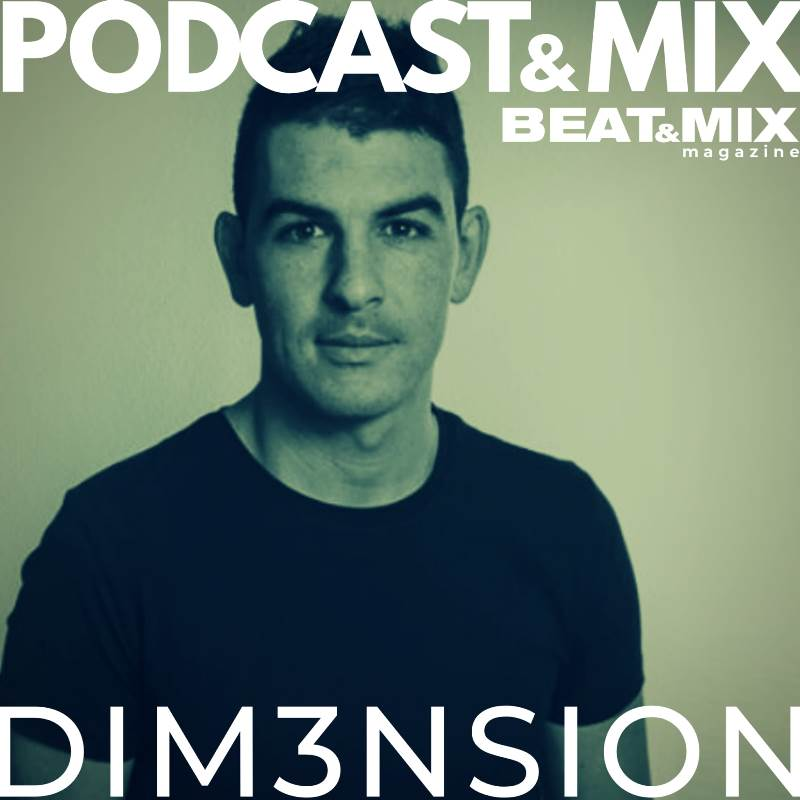 Podcast&Mix DIM3NSION