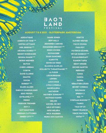 Loveland-Festival-line-up-360x450 Loveland Festival lanza su line up para su 25a edición