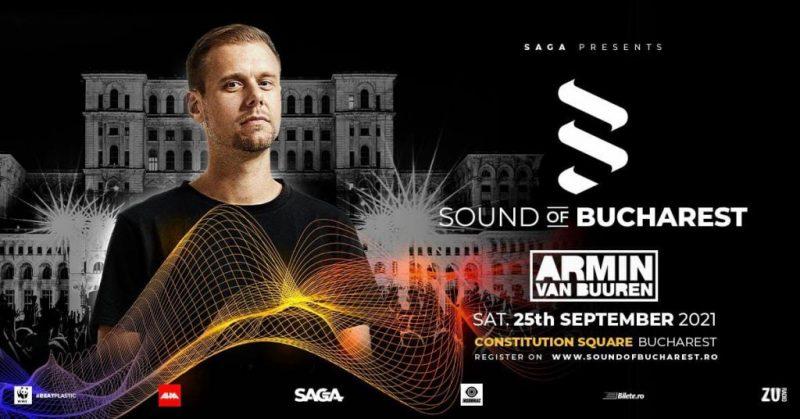 Armin van Buuren y Rumanía, una gran historia de amor