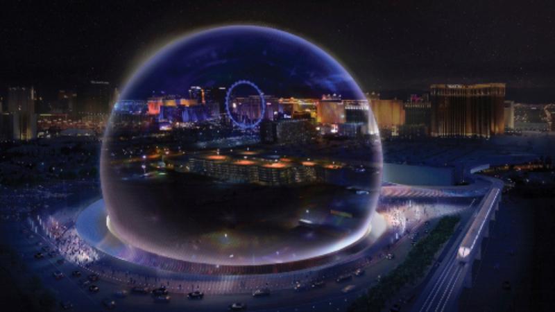 interior-MSG-Sphere MSG Sphere: Las Vegas se pasa su propio juego