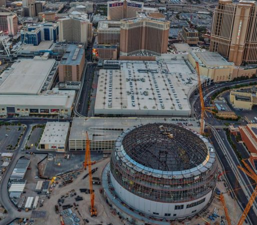 obras-MSG-Sphere-514x450 MSG Sphere: Las Vegas se pasa su propio juego