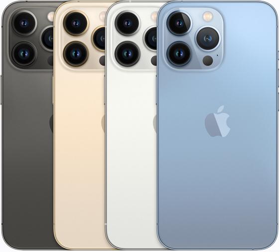 Apple descarga todo su arsenal con el iPhone 13 a la cabeza