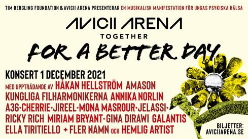 El Avicii Arena abre sus puertas en diciembre